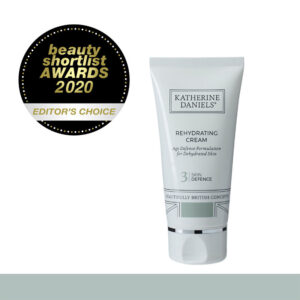 Katherine Daniels Rehydrating cream Beauty Shortlist Awards 2020 Editor's Choice