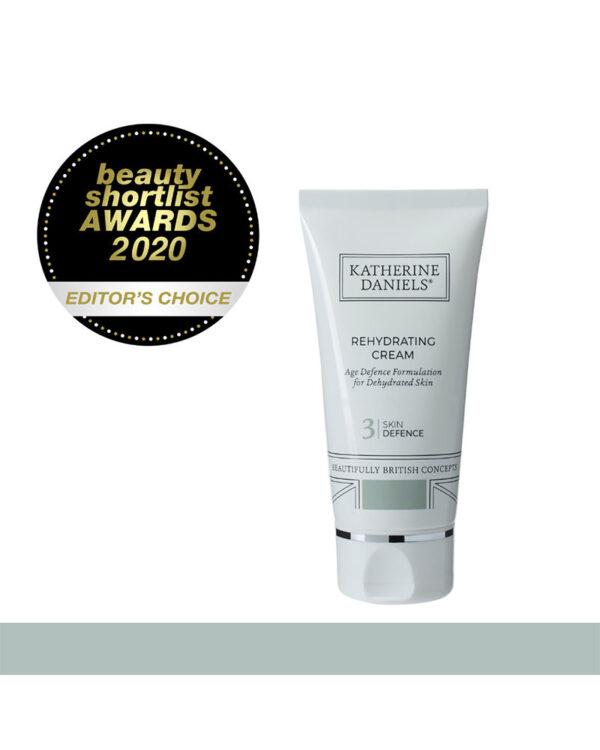 Katherine Daniels Rehydrating cream Beauty Shortlist Awards 2020 Editor's Choice