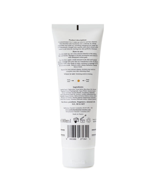 Katherine Daniels Essential Miracle Cleansing Jelly reverse
