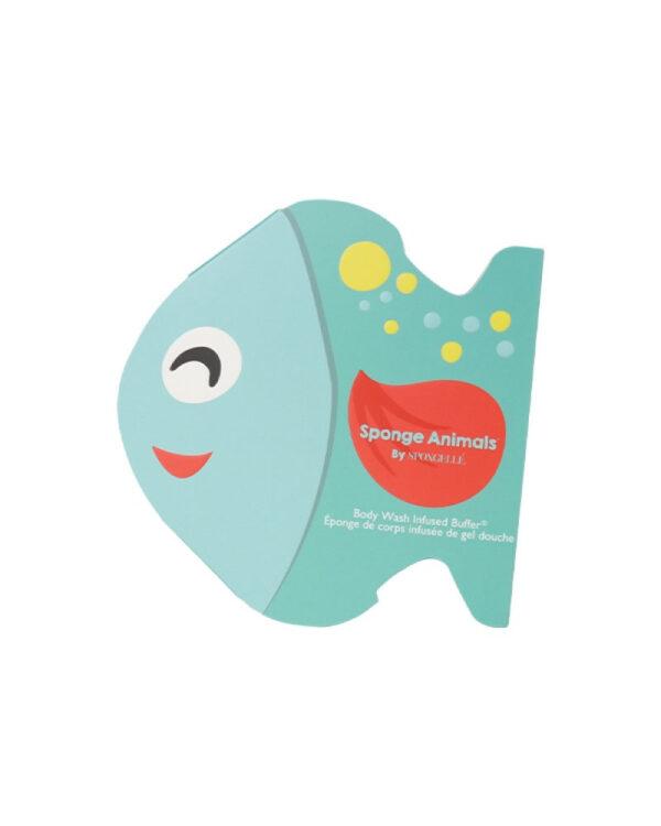Spongelle - Sponge Animal - Fish boxed