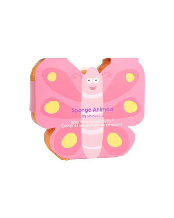 Spongelle - Sponge Animal - Butterfly boxed