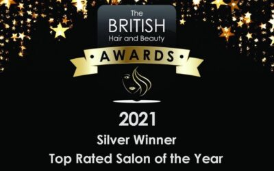 Another British Hair and Beauty Award!